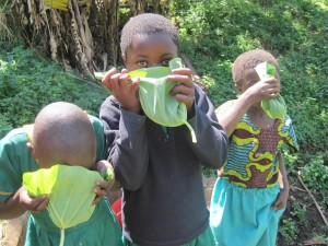 Few families have access to clean water
